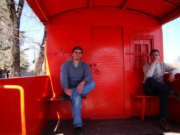 Compañeros de viajes, Diego Favilla
